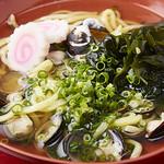 海鮮酒場 魚波 - しじみラーメン