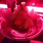 六本木 金魚 - フルーツ盛り合わせ