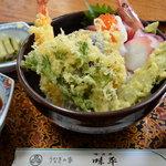 喰道楽  味平 - 料理写真:道楽丼