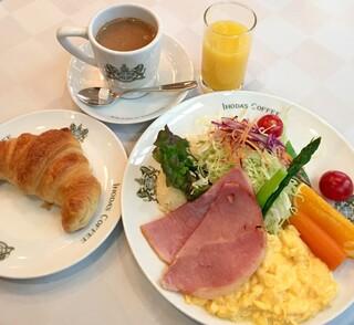イノダコーヒ 本店 - 京の朝食