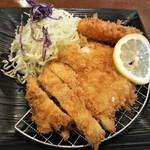 とんかつ和とん - 料理写真: