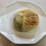 セイロン ティー&ブレッド -  とろ〜り半熟卵のカレーパン 半熟卵と甘辛カレーの相性抜群