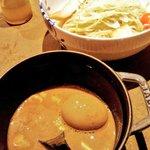 108066817 - つけ麺、濃厚、チャーシュー