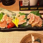 俵家商店 マルコメ - 錦爽鶏たたき盛り合わせ