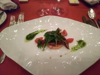 ホテルオークラレストラン新宿 ワイン&ダイニング デューク