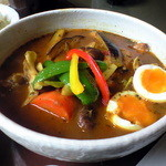 アルタイル - Soup Curry, Apr. 2008