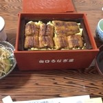 山口うなぎ屋 - 料理写真: