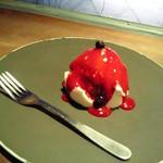 佐藤珈琲 - レアチーズケーキ