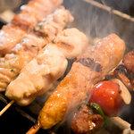 焼鳥の六角堂 - 料理写真: