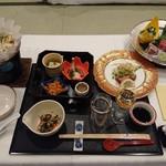 焼津グランドホテル - 料理写真:夜の宴会