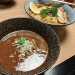 108073164 - 煮干しつけ麺