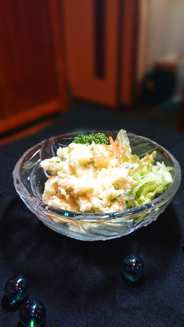 びーどろ亭の料理の写真
