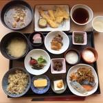 108078444 - 朝食バイキング 1500円(税込)
