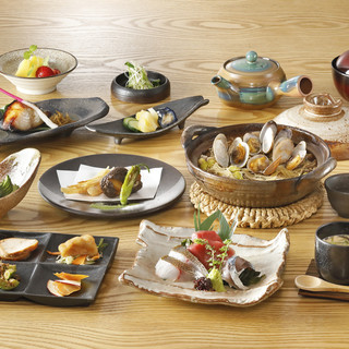 天然真鯛の土鍋ご飯が絶品!「楓」かえでコース5980円