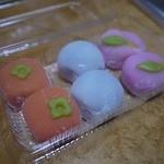 田中清月堂 - 羽二重餅6個買いました。