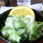 盛よし - サラダ