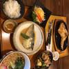 田舎茶屋わたや - 料理写真:サバの味噌煮定食、揚げ出し豆腐、ナスも、これ最高に美味い