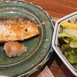 ダエドコ - 鰆の西京焼き
