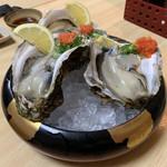 弥吉 - 岩牡蠣(弥吉 駅前店) 2019.4