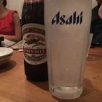 蒼龍唐玉堂 - レモサ、瓶ビール