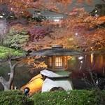 八芳園 - 素晴らしい庭園です