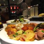 レストラン セリーナ - (10年10月)ランチバイキング。