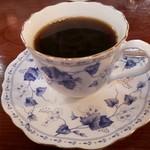 カフェ パーシモン - コーヒー