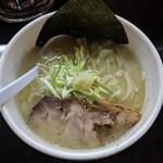 らーめん加茂川 - 札幌黄塩