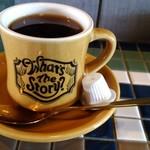 ワッツザストーリー - アメリカンコーヒー