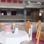 帝国ホテル喫茶室 - 店内