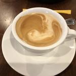CAFE HELLO - カフェラテ