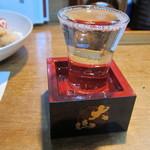 魚や 翻車魚丸 - 魚沼(新潟)(純米):760円