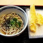 讃岐うどん総本舗  琴平製麺所 - ぶっかけ(並)冷