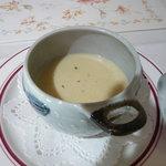 1081844 - さつま芋の豆乳スープ