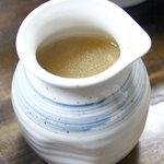 葫 - スープ割り@葫