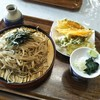 すきふね - 料理写真:大盛り天ぷら付ざるそば