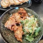ちゃんぽん 大龍軒 - 若鶏唐揚げ421円