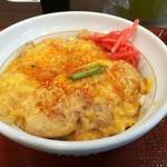なか卯 - 料理写真:親子丼(並)?