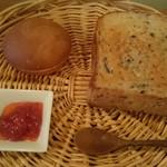 CAFE Uchi - 料理写真:
