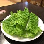肉酒場 - サンチュ