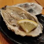 ふくろう亭 - 生牡蠣
