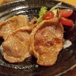 ふくろう亭 - 豚ロース五香焼き780円