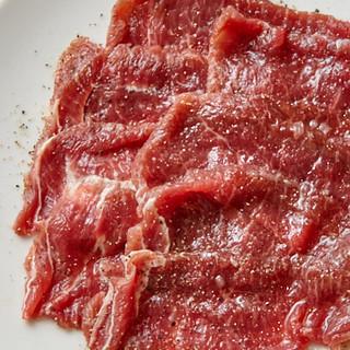 上カルビ、天肉、厚切り上タンなど、牛肉はすべてコスパ良し◎