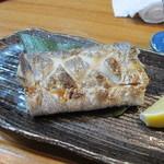 寿楽 - 太刀魚の塩焼き!美味い!