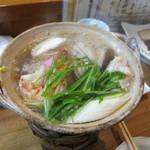寿楽 - よせ鍋