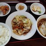 中国料理 珍味軒 - 日替わりランチ@600円