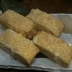 鮨ダイニング 海星 - 卵焼き