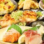 北海道レストラン 知床漁場 - 料理写真: