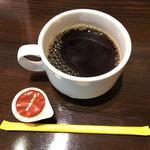 まるさ水産 - コーヒー(無料、セルフ)