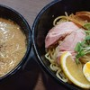 麺屋 とり仁 - 料理写真:超濃厚つけ麺(並:+味タマ)♪